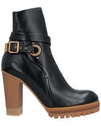 Chloé Ankle Boots - Black