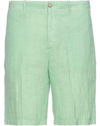 Fedeli Shorts & Bermuda Shorts - Green