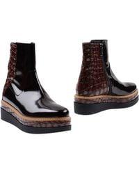 Guido Sgariglia - Ankle Boots - Lyst