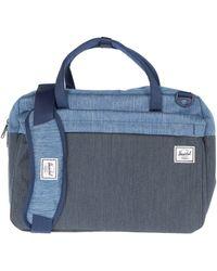 Herschel Supply Co. Handbag - Blue