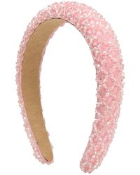 8 by YOOX Hair Accessory - Pink