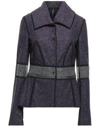 Pianurastudio Suit Jacket - Purple