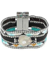 magasin en ligne 1cd7c efc34 Bracelet - Noir