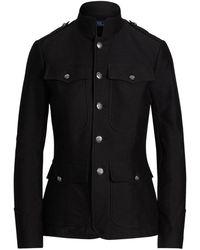 Polo Ralph Lauren Suit Jacket - Black
