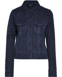 J Brand Jacket - Blue