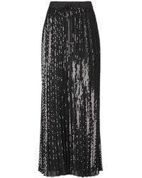 P.A.R.O.S.H. Long Skirt - Black