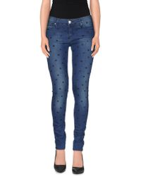 Each x Other Denim Trousers - Blue