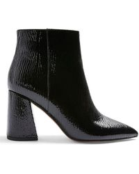 TOPSHOP Ankle Boots - Black