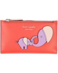 Kate Spade Portefeuille - Orange