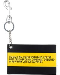 Calvin Klein Porte-clé - Noir