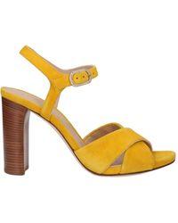 Unisa Sandals - Yellow
