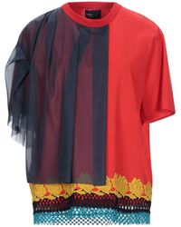 Kolor T-shirt - Red