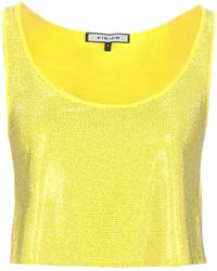 Fisico Top - Yellow