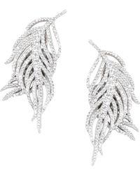 APPLES & FIGS Earrings - Metallic