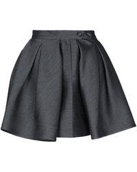 Dice Kayek Mini Skirt - Black