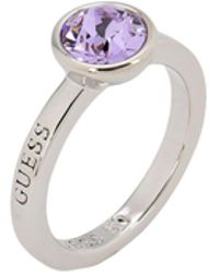 Guess - Ring - Lyst