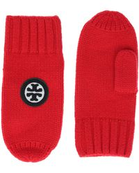 Tory Burch Gloves - Red