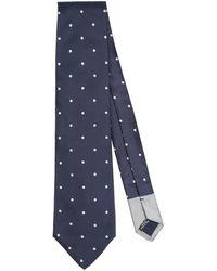 Balenciaga Corbata - Azul