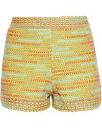 M Missoni Shorts et bermudas - Jaune