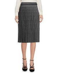 Mrz - 3/4 Length Skirt - Lyst