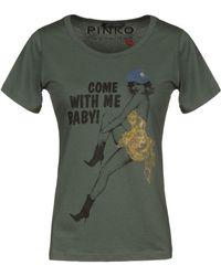 Pinko - T-shirt - Lyst