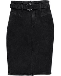 Guess Denim Skirt - Black