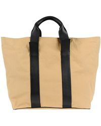 DSquared² Travel Duffel Bags - Natural