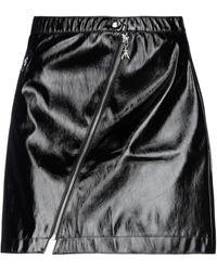 Patrizia Pepe Mini-jupe - Noir