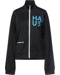 Haus By Golden Goose Deluxe Brand Sweatshirt - Black
