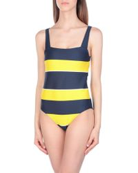 Andres Sarda - One-piece Swimsuit - Lyst
