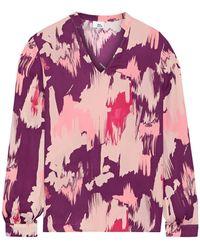Iris & Ink Blouse - Pink