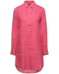 Mc2 Saint Barth Short Dress - Pink