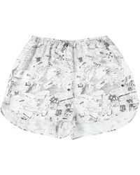 Off-White c/o Virgil Abloh Shorts - Grey