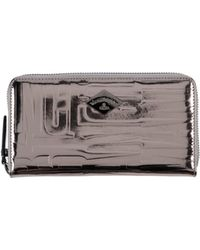 Vivienne Westwood Anglomania Wallet - Gray