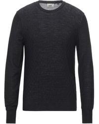 Henry Cotton's Pullover - Noir