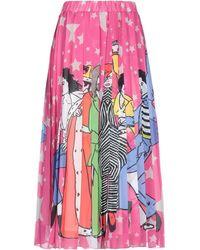 Ultrachic 3/4 Length Skirt - Multicolour