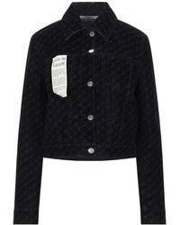 Stella McCartney Denim Outerwear - Black