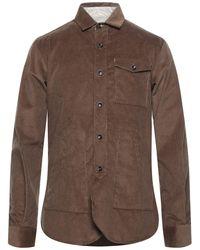 Nine:inthe:morning Shirt - Brown