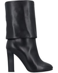 Victoria Beckham Botines de caña alta - Negro