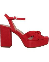 Janet & Janet Sandals - Red