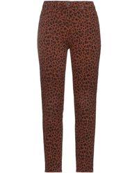 ViCOLO Pantaloni jeans - Marrone