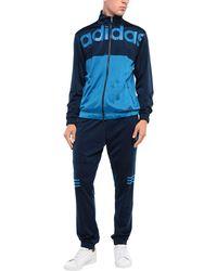 adidas Tracksuit - Blue
