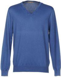 Cruciani Pullover - Blau