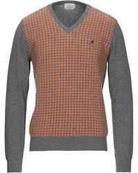 Brooksfield Sweater - Orange