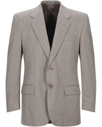 Lubiam Suit Jacket - Grey