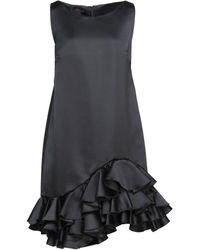 Hanita Midi Dress - Black