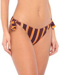 Beatrice B. Swim Brief - Orange
