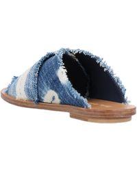 Forte Forte Sandals - Blue