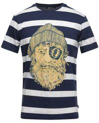 O'neill Sportswear T-shirts - Blau