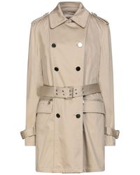 Guess Overcoat - Natural